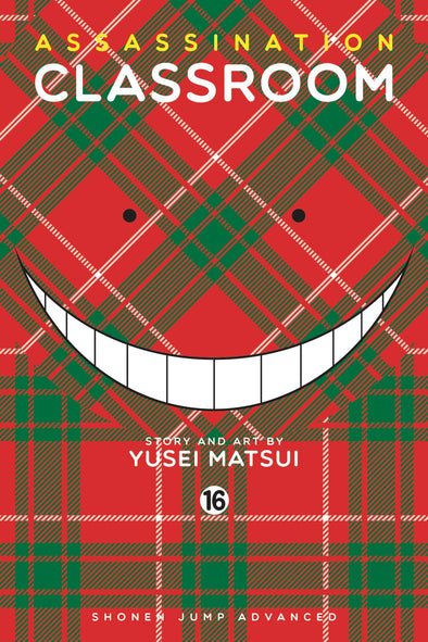 Assassination Classroom TP Vol. 16