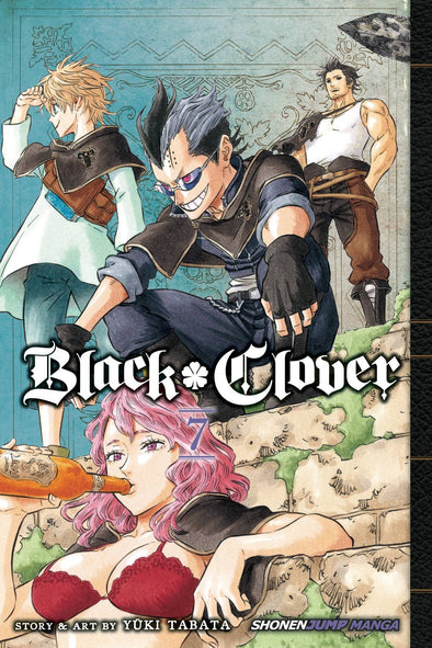Black Clover TP Vol. 07