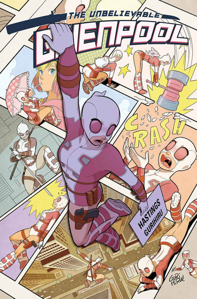 Gwenpool, The Unbelievable (2016) #17