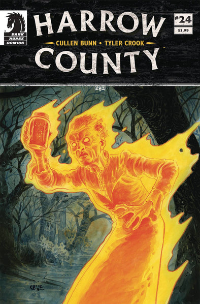 Harrow County (2015) #24