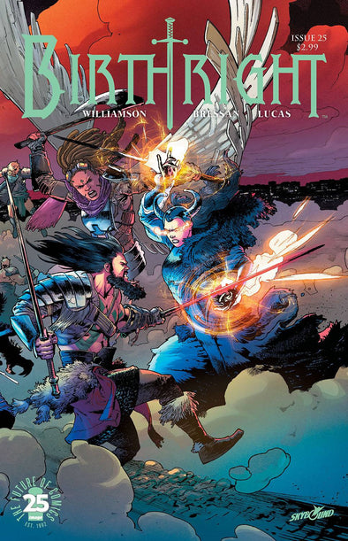 Birthright (2014) #25
