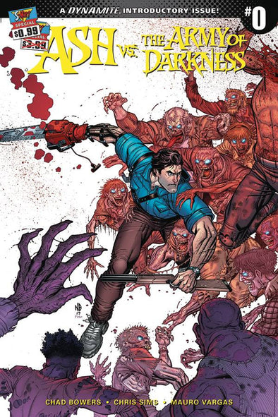 Ash Vs The Army of Darkness (2017) #00