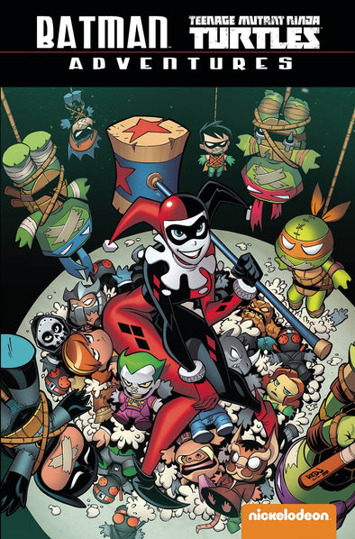 Batman/TMNT Adventures Direct Market Exclusive TP