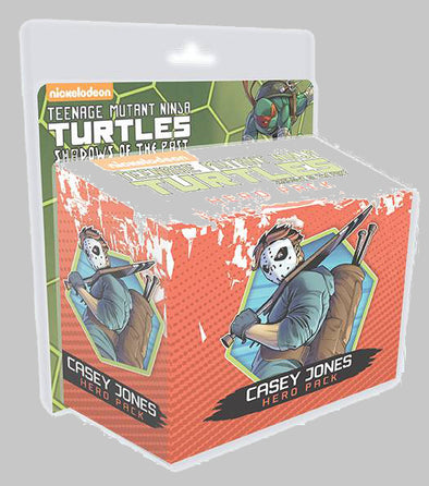 Teenage Mutant Ninja Turtles: Shadows of the Past Board Game Casey Jones Hero Pack