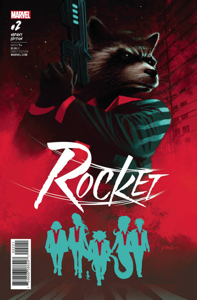 Rocket (2017) #02 (Steve Epting Variant)