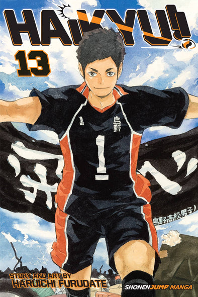 Haikyu TP Vol. 13