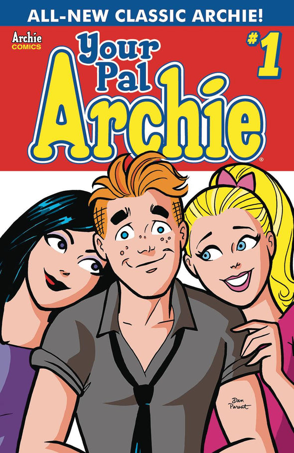 All-New Classic Archie: Your Pal Archie (2017) #01