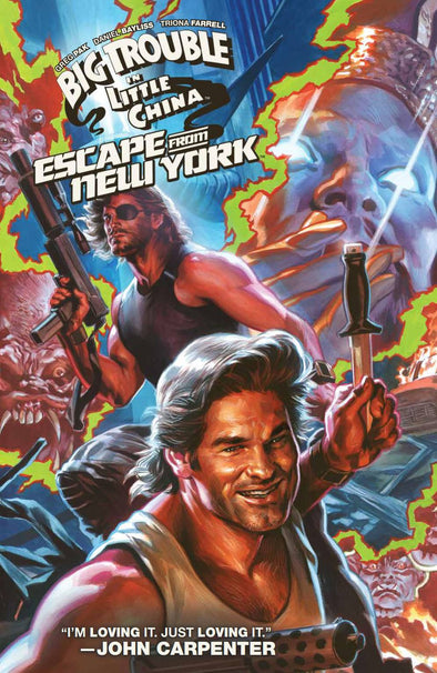 Big Trouble in Little China/Escape from New York (2016) TP