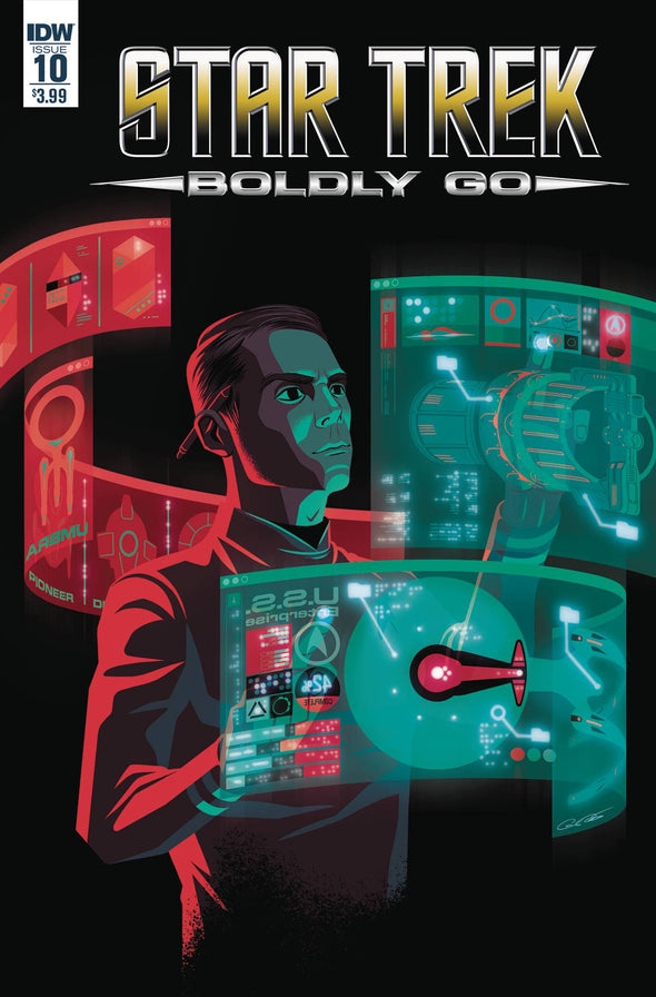 Star Trek: Boldly Go (2016) #10