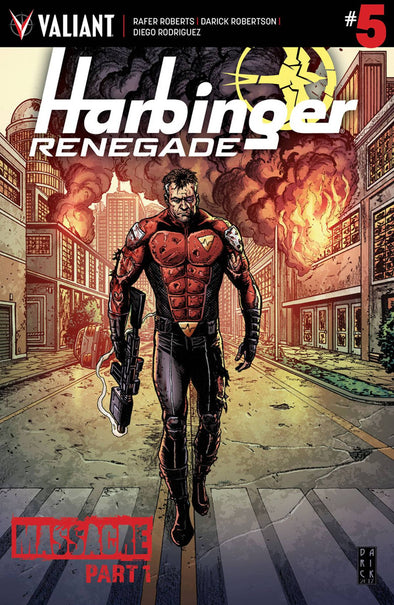 Harbinger: Renegade (2016) #05