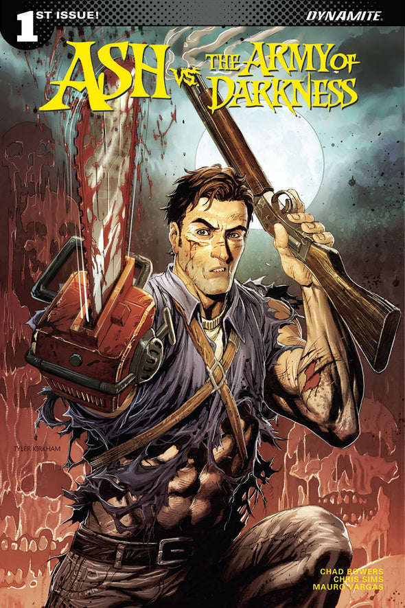 Ash Vs The Army of Darkness (2017) #01