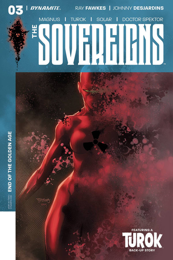 Sovereigns (2017) #03