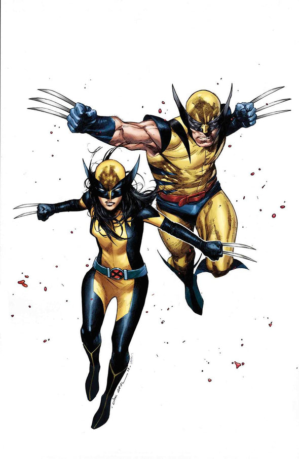 Generations: Wolverine & All-New Wolverine by Coipel Poster