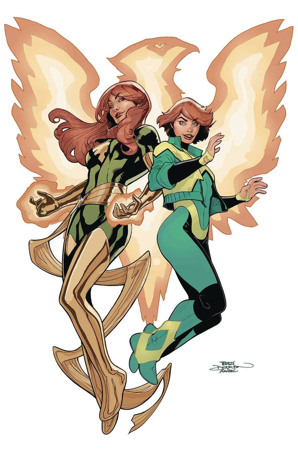 Generations: Phoenix & Jean Grey by Terry Dodson Poster