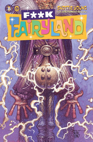 I Hate Fairyland (2015) #14 (F**K Fairyland Variant)