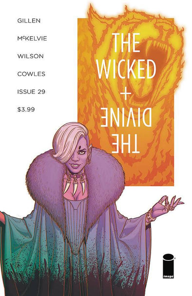 Wicked & Divine (2014) #29