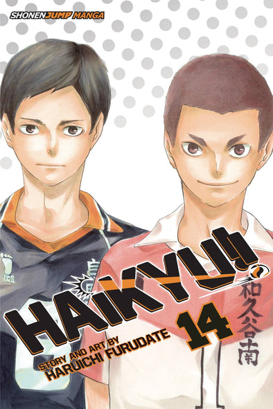 Haikyu TP Vol. 14