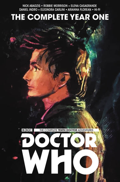 Doctor Who 10th Complete Edition: Year One HC