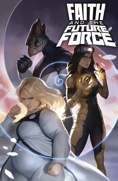 Faith and the Future Force (2017) #02