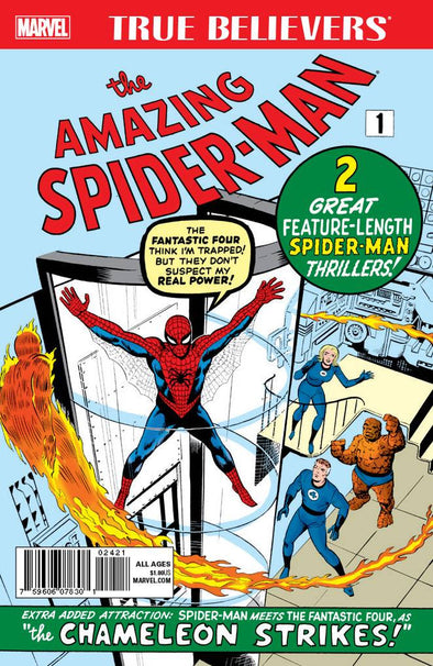 True Believers: Amazing Spider-Man #01