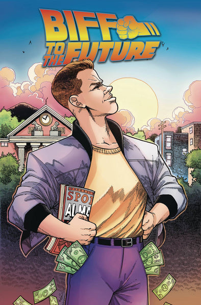 Back to the Future: Biff to the Future (2017) TP