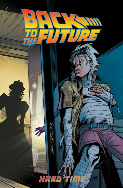 Back to the Future TP Vol. 04: Hard Time