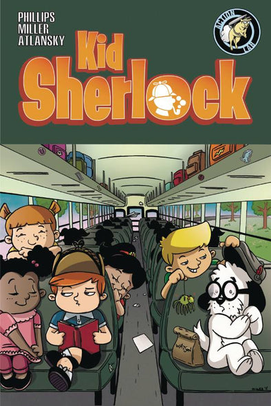 Kid Sherlock TP Vol. 01