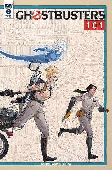 Ghostbusters 101 (2017) #06