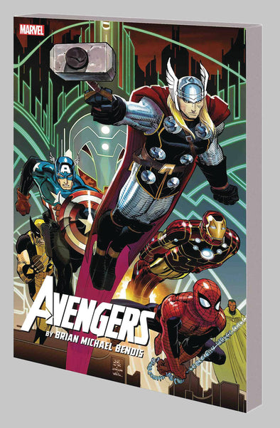 Avengers By Bendis Complete Collection TP Vol. 01