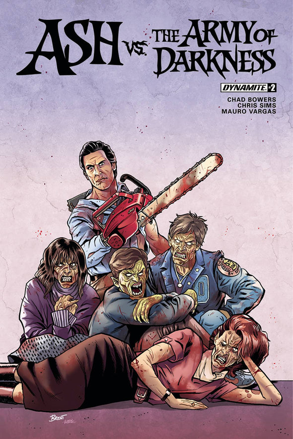 Ash Vs The Army of Darkness (2017) #02