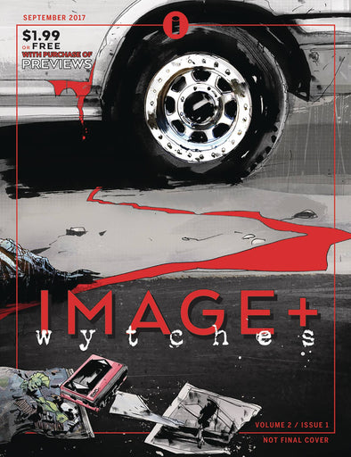 Image + Vol. 02 #01 (Wytches: The Bad Egg Part 01)