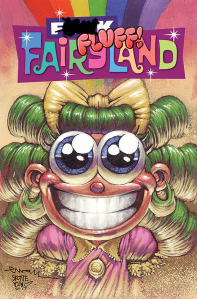 I Hate Fairyland (2015) #15 (F**K Fairyland Variant)