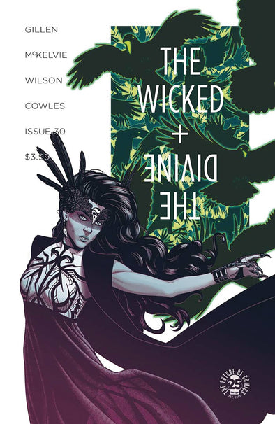 Wicked & Divine (2014) #30