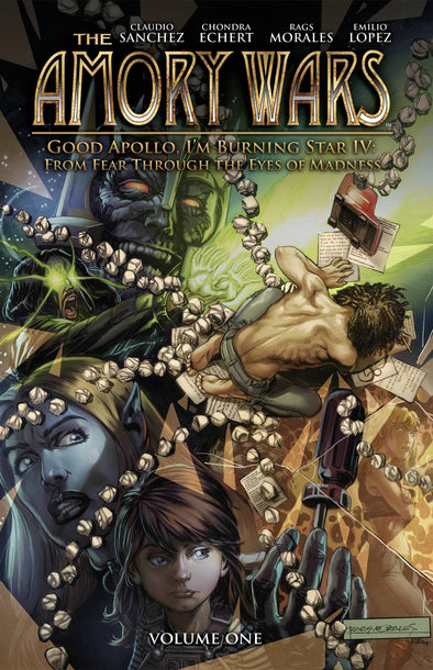 Amory Wars: Good Apollo TP Vol. 01