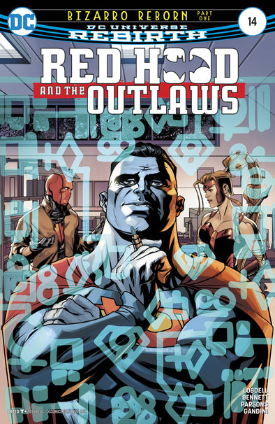 Red Hood and the Outlaws (2016) #14