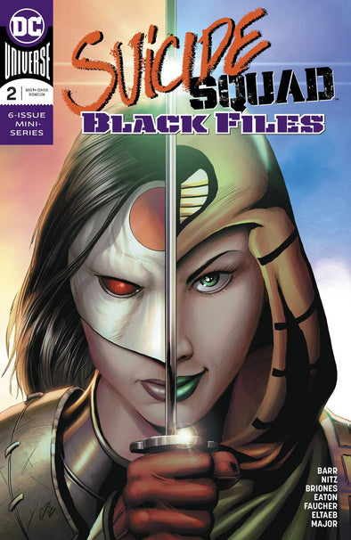 Suicide Squad: Black Files (2017) #02