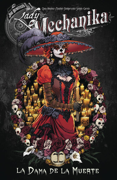 Lady Mechanika TP Vol. 04: Le Dama De La Muerte