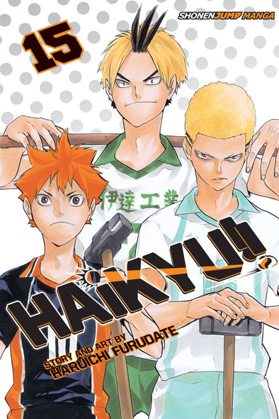 Haikyu TP Vol. 15