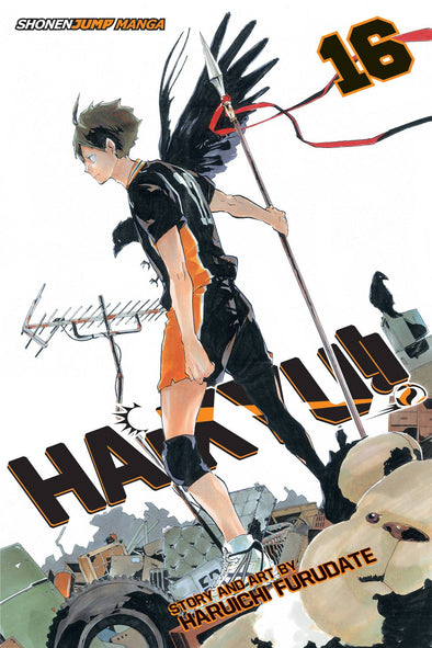 Haikyu TP Vol. 16