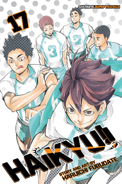 Haikyu TP Vol. 17