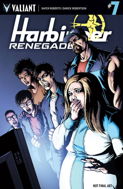Harbinger: Renegade (2016) #07