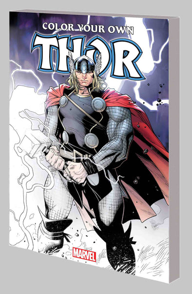 Colour Your Own Thor