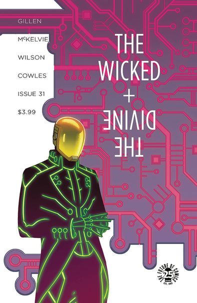 Wicked & Divine (2014) #31