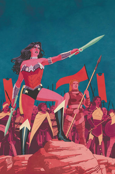 Absolute Wonder Woman By Azzarello & Chiang HC Vol. 02