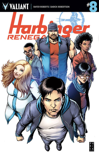 Harbinger: Renegade (2016) #08
