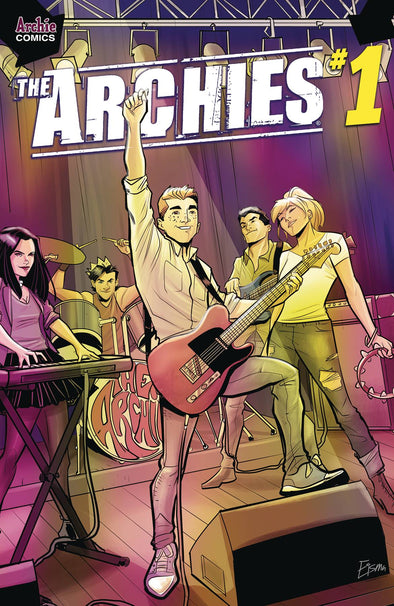 Archies (2017) #01