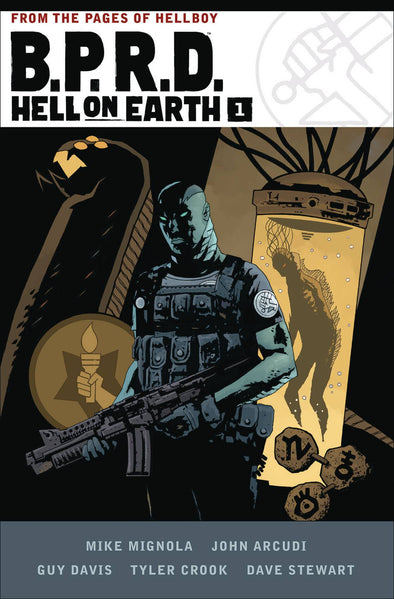 B.P.R.D: Hell on Earth HC Vol. 01