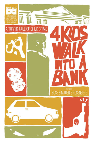 4 Kids Walk Into a Bank (2016) TP