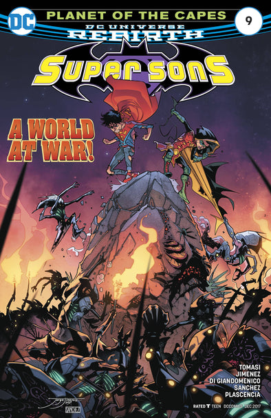 Super Sons (2017) #09