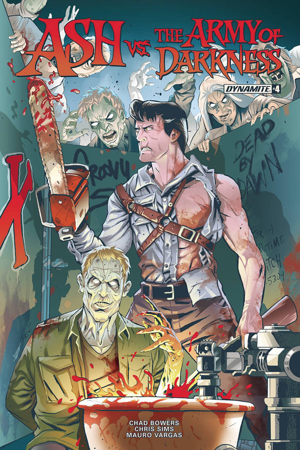 Ash Vs The Army of Darkness (2017) #04